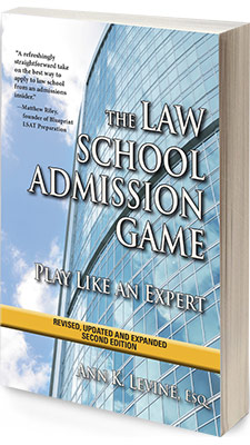 Law School Admission Game